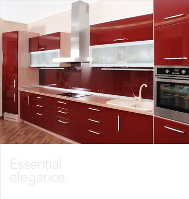 Charmwood kitchens essential elegance victor harbor for Sample of kitchen designs